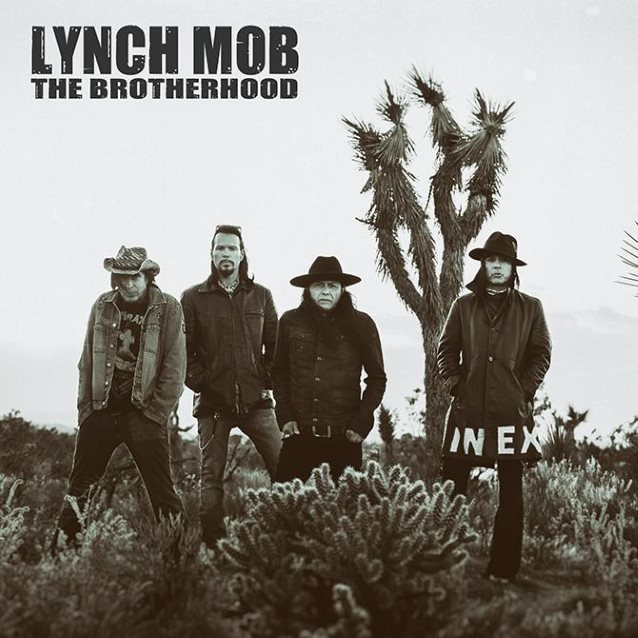 LYNCH MOB COVER